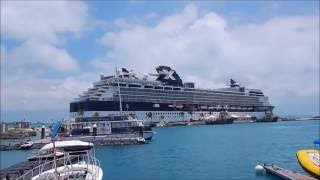 Tour of the Celebrity Summit