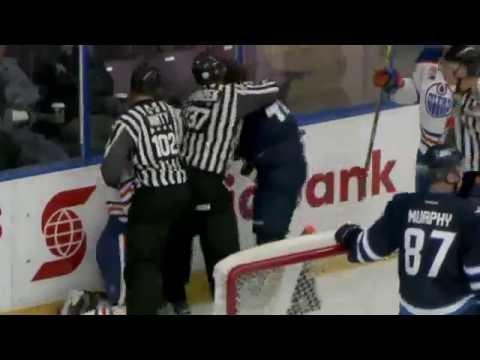 Brendan Lemieux vs Kayle Doetzel