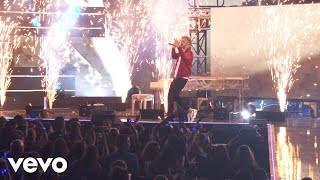 "Kygo ""HAPPY NOW"" FT SANDRO CAVAZZA (Live on the Honda Stage at the 2018 iHeartRadio Mus..."
