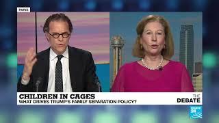 Children in cages: