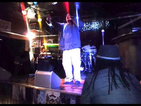Mr WreckerMan Live @ The Foreign Exchange Experience