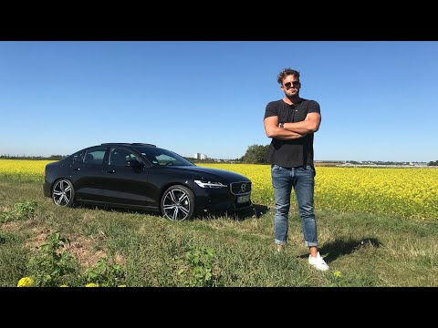 2020 Volvo S60 R-Design T5 (250 PS) 🇸🇪 Fahrbericht | FULL Review | POV | Test-Drive | Details.