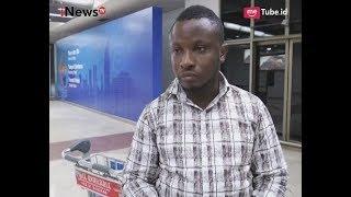 Petugas Periksa WNA Asal Nigeria Antisipasi Penyelundupan Narkoba Part 03 - Indonesia Border 03/07