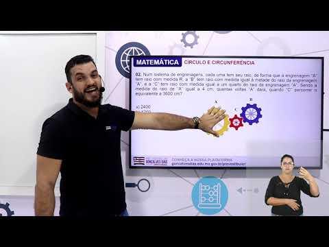 Aula 13 | Círculo e Circunferência - Parte 03 de 03 - Exercícios Resolvidos - Matemática