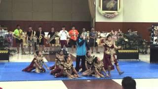 เพลงหัวใจทศกัณฐ์ (ซ้อมใหญ่) รร.เตรียมพัฒน์ นนทบุรี HD