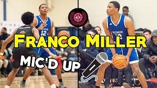 Franco Miller Mic'd Up!