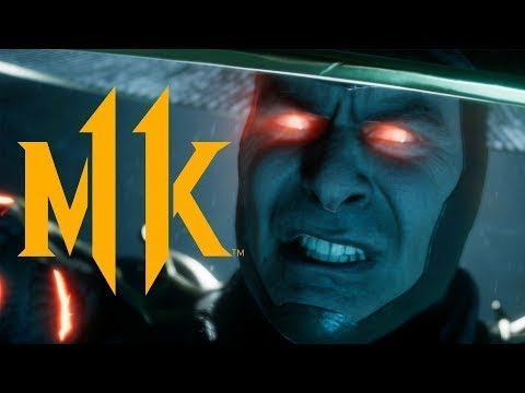 Mortal Kombat 11 – Official Story Prologue Trailer thumbnail