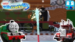 Henry in Sodor Steam Work | Thomas and Friends: Magical Tracks - Kids Train Set
