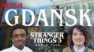 Stranger Things 3 World Tour | Gdansk | Episode 4