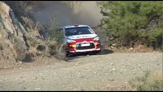 preview picture of video 'CITROEN - CO DRIVER CHALLENGE DS3 R3'