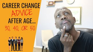 Career Change At 40 -- 4 Tips for Future Financial Advisors