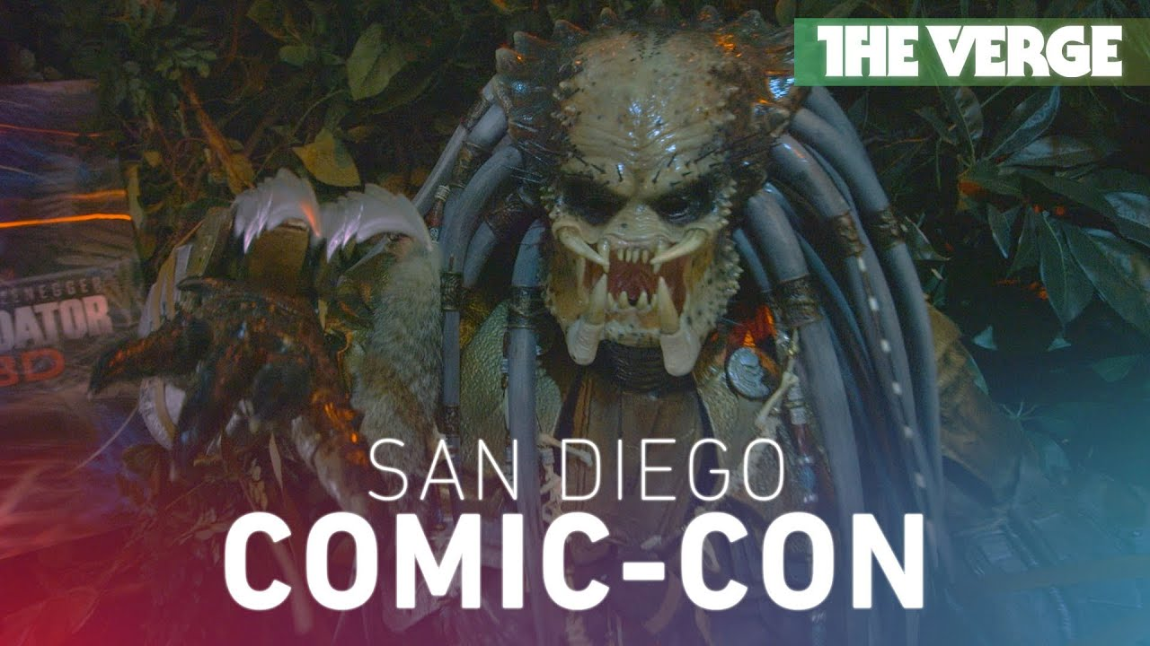 Comic-Con 2013: letting loose at the epicenter of nerd culture thumbnail