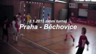 preview picture of video 'SK Slavia Praha - SK Třeboradice B'