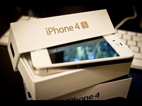 iPhone 4S: Unboxing (Deutsch)