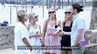 Can A Guy Get Out Of The Friendzone? Let's Ask...