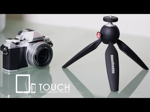 Manfrotto PIXI - Mini Compact  Table Top Tripod  - Review