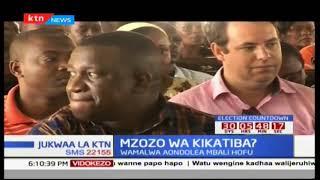 Kinara wa NASA Raila Odinga atangaza maandamano kupigania mabadaliko kwa IEBC: Jukwaa la KTN