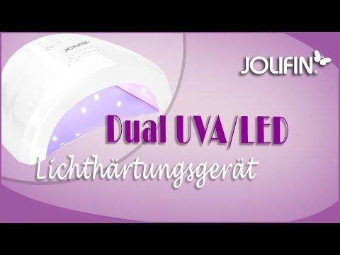 Jolifin Dual UVA/LED Lichthärtungsgerät