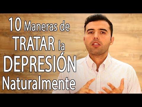 10 Formas de Curar la Depresión Naturalmente
