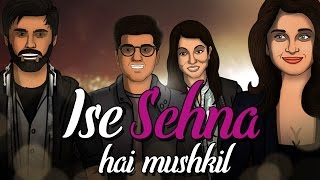 Ae Dil Hai Mushkil Spoof || Shudh Desi Endings