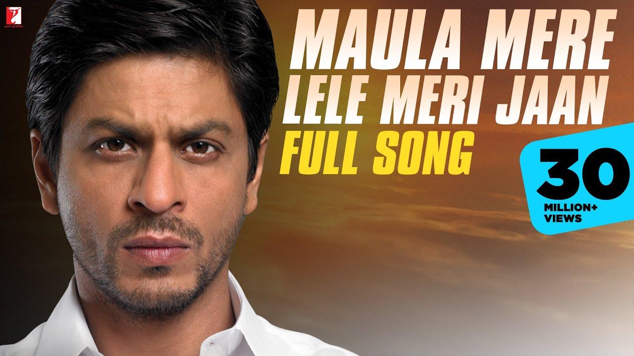 Maula Mere Lele Meri Jaan Lyrics