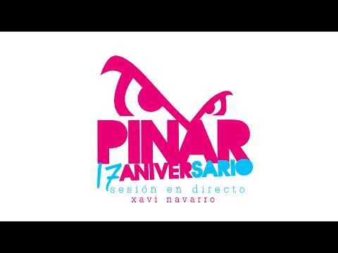 Xavi Navarro @ Sesión en Directo  17º Aniversario PINAR en Crepusculo 24-03-2018