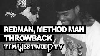 Redman, Method Man freestyle 1995 never heard before throwback - Westwood