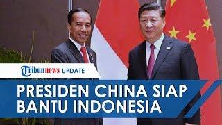 Lalui Perjuangan Berat, Presiden China Nyatakan Siap Bantu Indonesia Melawan Virus Corona