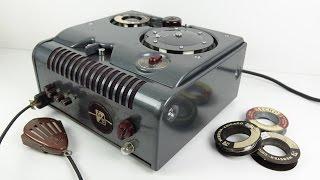 Retro Tech: The Wire Recorder