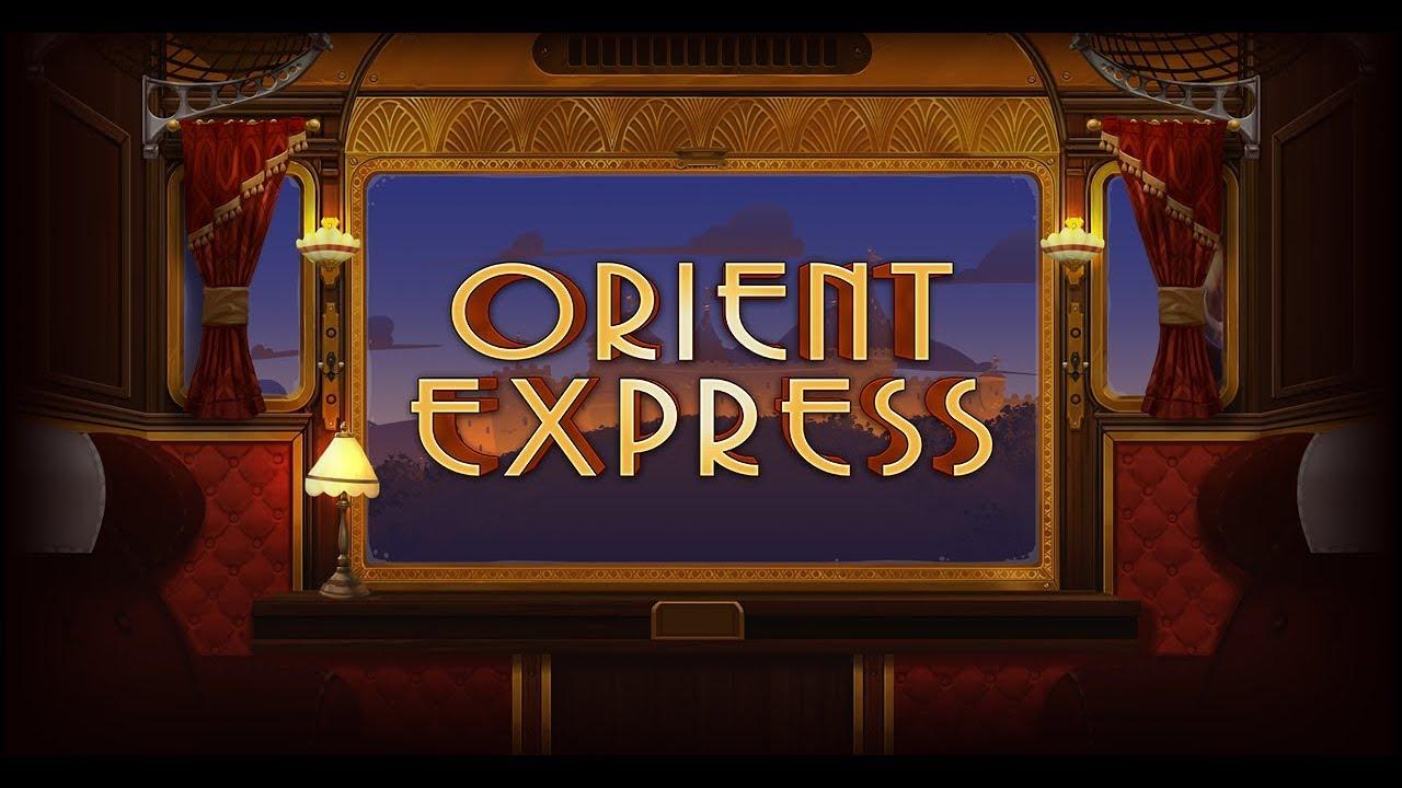 Orient Express från Yggdrasil Gaming