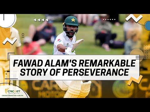 Fawad Alam's remarkable story of perseverance