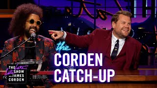 What Was The Weekend Like For You? - Corden Catch-Up