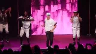 Austin Mahone - Banga Banga + Say You're Just a Friend (Phoenix, AZ 7/29/14)