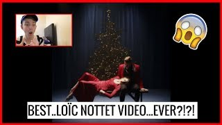 LOÏC NOTTET 'GO TO SLEEP' OFFICIAL VIDEO FIRST TIME BRITISH #ArTy REACTION!!  MikeyMixTV #REACTMAS