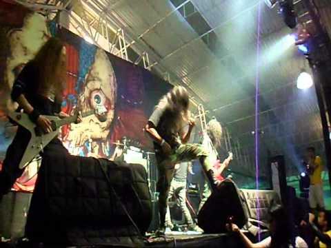 NEUROSIS (COL) 2013 BOGOTHRASH FESTIVAL