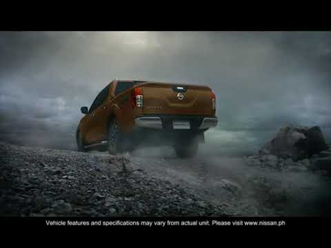 Nissan  Navara Пикап класса J - рекламное видео 4