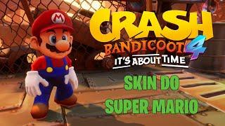 Skin do Super Mario - Review e Como Instalar