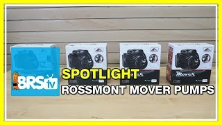 Control over Rossmont Movers AC powered pumps with the Waver - BRStv