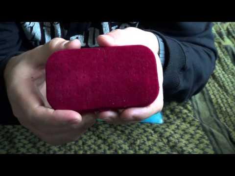 Test Taschenofen und Taschenwärmer