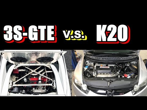 K20 mr2 swap guide (the basics) - The Hackjob - Video