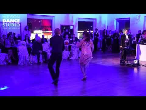 Cuban Salsa by Noelle and Artem // 5 year Gala Anniversary, 2017