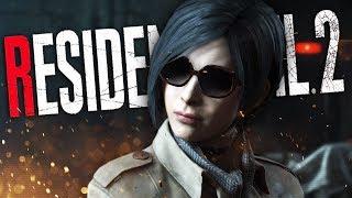 LET ME LICK YOU! | Resident Evil 2 (Remake) - Leon Part 2