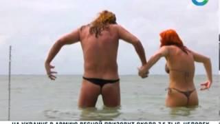 Джигурда с супругой сделали «голую» пародию на Волочкову и Баскова