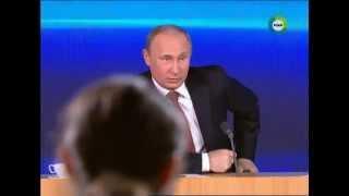 Путин точно знает,когда наступит конец света