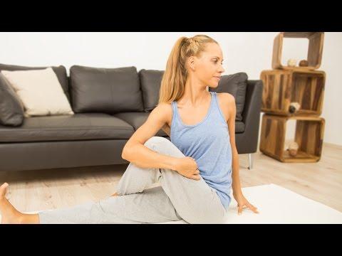 Der Lauf für das Verbrennen des Fettes vom Bauch
