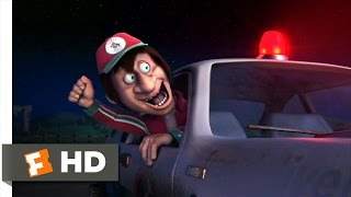 Barnyard (3/10) Movie CLIP - The Pizza Guy (2006) HD