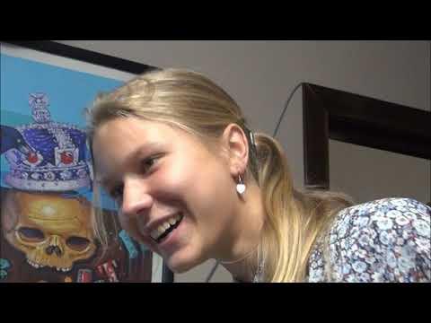 Milana Chasingsun from Minsk /