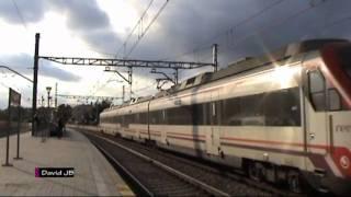preview picture of video 'Estaciones de tren: Cardedeu'