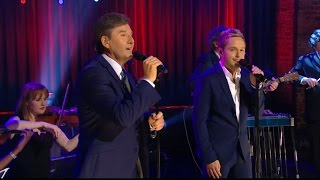 Daniel O'Donnell & Derek Ryan - God's Plan | The Late Late Show | RTÉ One