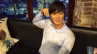 Как я встретила Ли Мин Хо в Сеуле 17.01.2018 и пожала ему руку  (Lee Min Ho (이민호))
